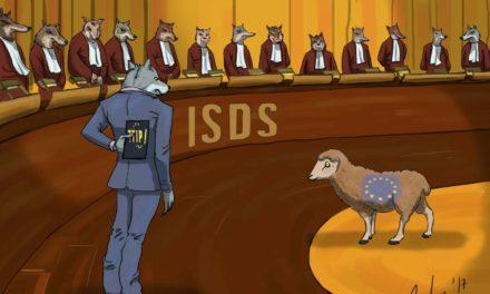 La democracia sometida a los intereses financieros
